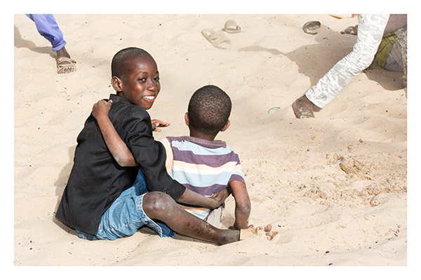 Little Mates, The Gambia
