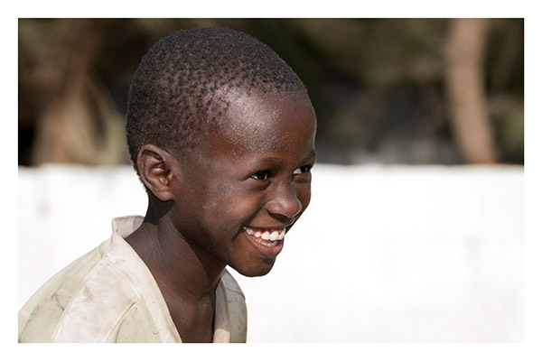 Happy Kid, The Gambia