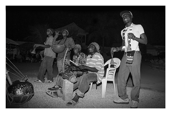 Street Musicians, The Gambia