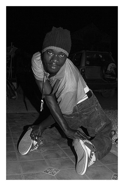 Street Performer, The Gambia