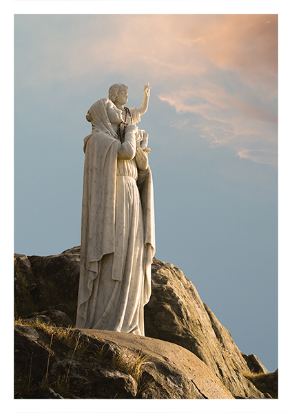 Our Lady of the Sea Statue, Barra