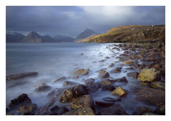 Elgol foreshore and Cuillins