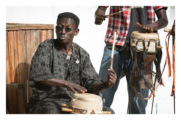 Street Music, The Gambia