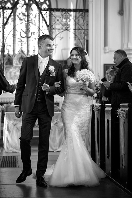 Wedding photo, Balham wedding photographer